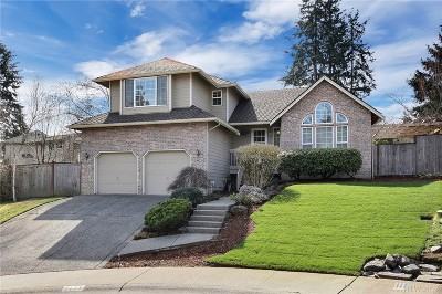 Federal Way Single Family Home For Sale: 2113 S 373rd Ct