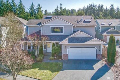 Olympia Single Family Home For Sale: 2825 Haig Dr SE