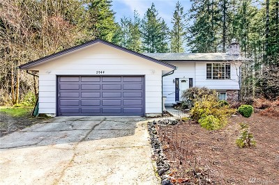 Thurston County Single Family Home For Sale: 5944 Delphi Rd SW