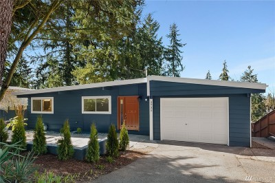 Bellevue Single Family Home For Sale: 3735 140th Ave SE