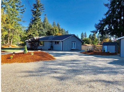 Single Family Home For Sale: 35612 11th Ave SW