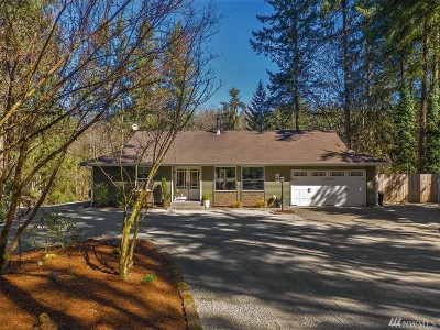 Auburn Single Family Home For Sale: 16524 SE Auburn Black Diamond Road