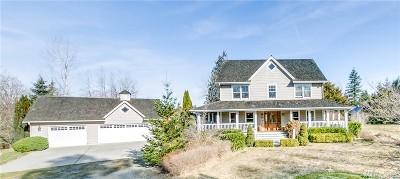 Monroe Single Family Home For Sale: 22215 132nd St SE