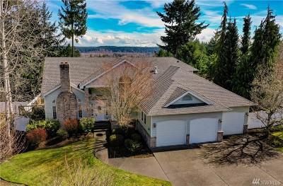 Olympia WA Single Family Home For Sale: $625,000