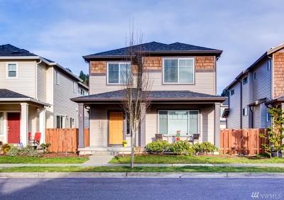 Auburn Single Family Home For Sale: 4228 Pike St NE
