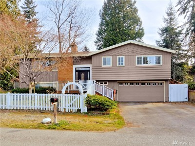 Edmonds Single Family Home For Sale: 22025 93rd Place W