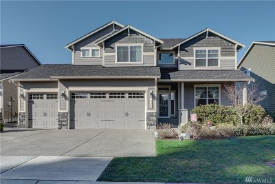 Yelm Single Family Home For Sale: 9325 Prairie Wind St SE
