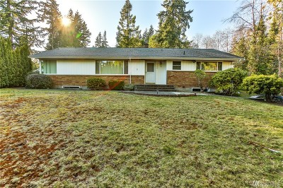 Everett Single Family Home For Sale: 7106 Highland Dr.