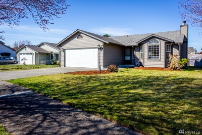Puyallup Single Family Home For Sale: 822 15th St SE