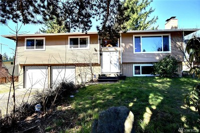 Renton Single Family Home For Sale: 12542 SE 188th Place