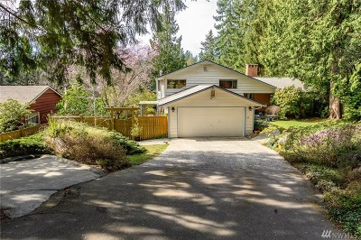 Edmonds Single Family Home For Sale: 19902 88th Ave W