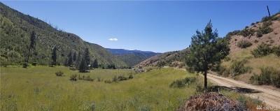 Chelan, Chelan Falls, Entiat, Manson, Brewster, Bridgeport, Orondo Residential Lots & Land For Sale: Mud Creek Rd