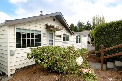 Seattle Single Family Home For Sale: 1024 SW 120th Street