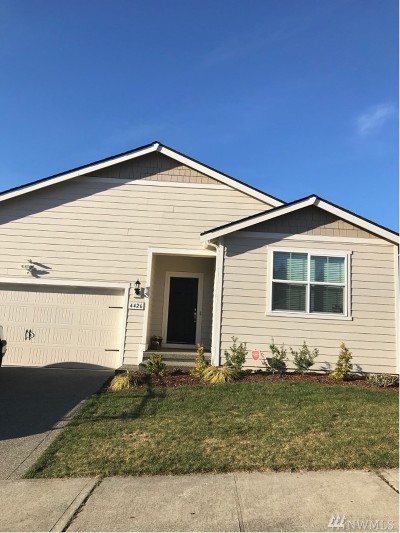 Olympia WA Single Family Home For Sale: $327,000