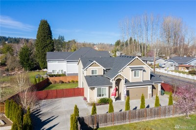 Puyallup Single Family Home For Sale: 306 20th St Pl SW