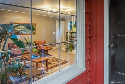 Single Family Home For Sale: 18232 24th Ave NE