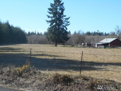 Elma Residential Lots & Land For Sale: 83 W Satsop Rd Rd E