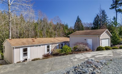 Bellingham Single Family Home For Sale: 4949 Samish Wy #17