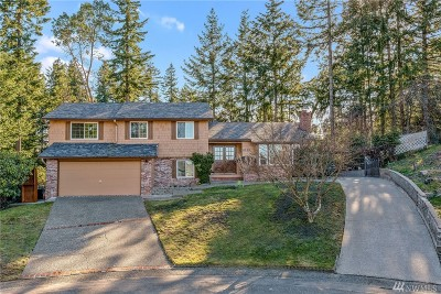Silverdale Single Family Home For Sale: 8023 Yvonne Place NW
