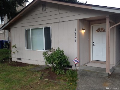 Tacoma Single Family Home For Sale: 1929 E 60th St