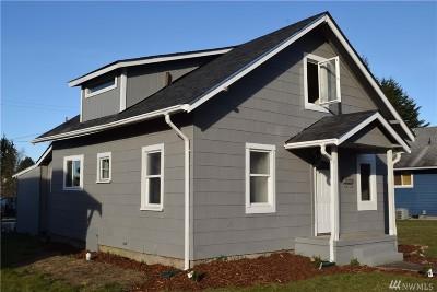 Centralia Single Family Home For Sale: 1105 Mellen St