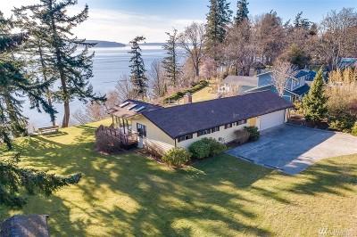 Camano Island Single Family Home For Sale: 4156 S Camano Dr