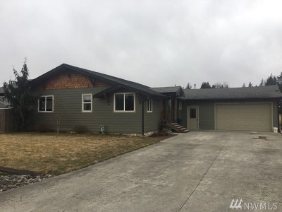 Nooksack Single Family Home Sold: 401 E Madison St