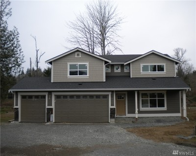 Stanwood Single Family Home For Sale: 1210 Sunday Lake Rd
