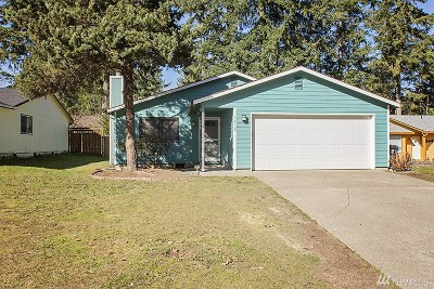 Olympia Single Family Home For Sale: 1430 13th Ave SW