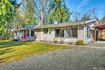 Issaquah Single Family Home For Sale: 27200 SE 170 St