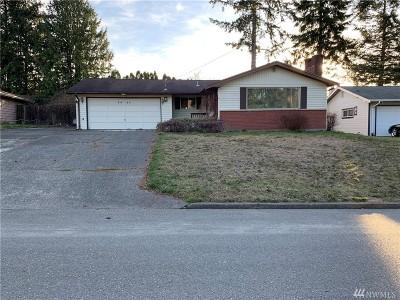 Everett Single Family Home For Sale: 5404 W Highland Rd