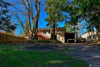 Sultan Single Family Home For Sale: 16016 358th Ave SE