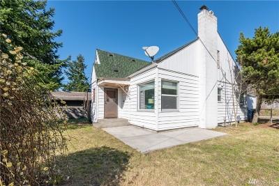 Tacoma Single Family Home For Sale: 1108 S Mason Ave