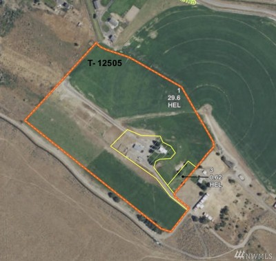 Farm For Sale: 2453 W Hatton