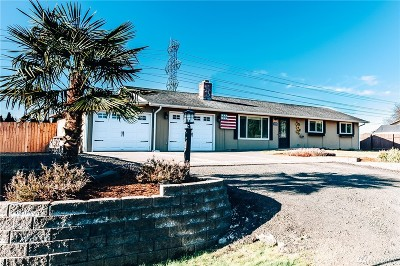 Montesano Single Family Home For Sale: 4301 Meadow Dr