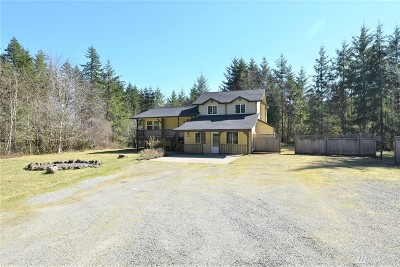 Olympia Single Family Home For Sale: 7035 Cedar Flats Rd SW