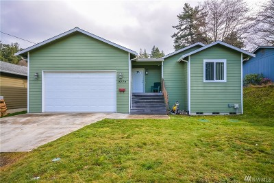 Oak Harbor Single Family Home For Sale: 4374 Rhododendron Dr