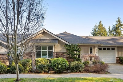Gig Harbor Condo/Townhouse For Sale: 6415 Hunt Highlands Lp #24A