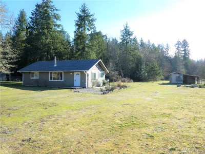 Thurston County Single Family Home For Sale: 16147 Bald Hill Rd SE
