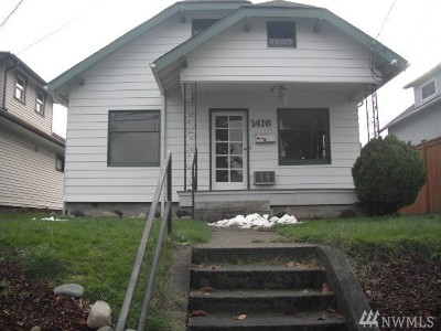 Tacoma Rental For Rent: 1416 S 56th St