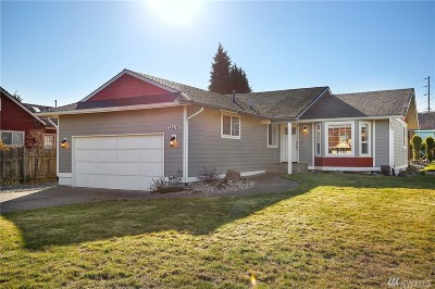 Anacortes Single Family Home For Sale: 2519 W 2nd St