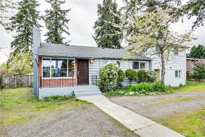 Tacoma Single Family Home For Sale: 1410 S 84th Street