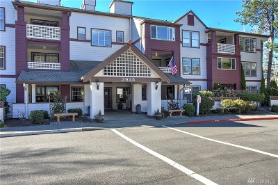 Issaquah Condo/Townhouse For Sale: 3934 226th Place SE #108