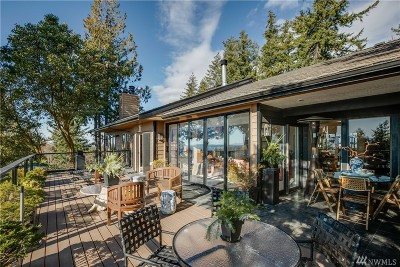 Bellingham Single Family Home For Sale: 1402 Chuckanut Crest