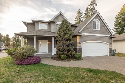 Puyallup Single Family Home For Sale: 16408 85th Av Ct E