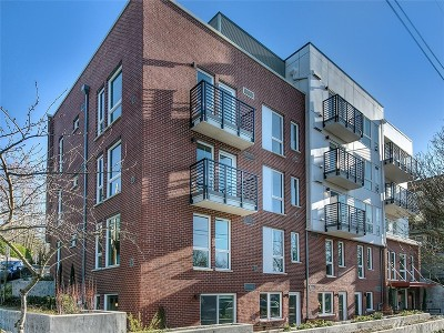 Seattle Condo/Townhouse For Sale: 750 11th Ave E #402