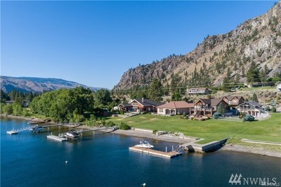 Chelan, Chelan Falls, Entiat, Manson, Brewster, Bridgeport, Orondo Residential Lots & Land For Sale: 15315 Lakeview St