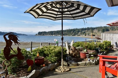 Bainbridge Island Single Family Home For Sale: 4572 Point White Dr NE