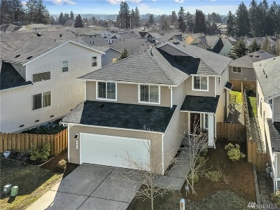 Thurston County Single Family Home For Sale: 805 Fenway Lane SW