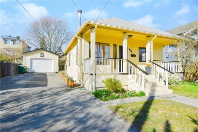 Single Family Home For Sale: 936 NW 62nd St